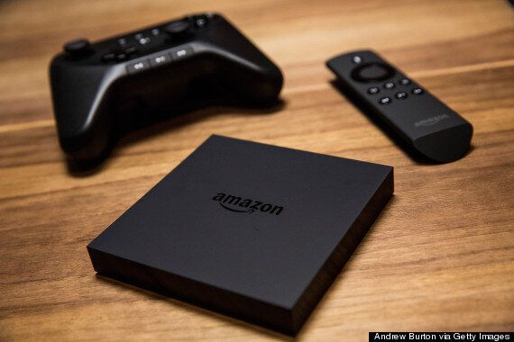 Amazon Fire TV UK Review: Square