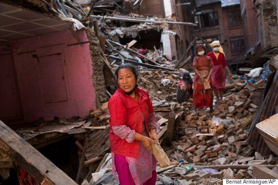 Nigel Farage Wants To Triple Aid To Nepal To £60 Million, Saying Government Has Offered 'Just A Few