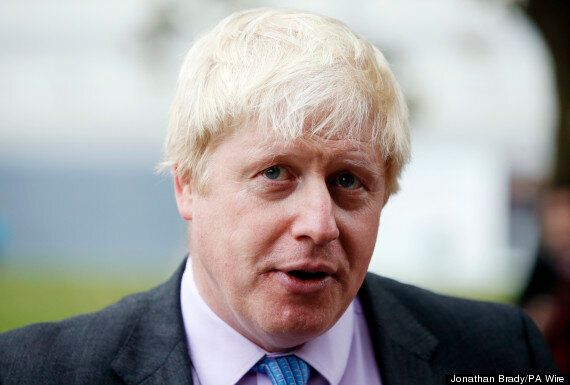 Boris Johnson Would Be 'Thrilled' If Russell Brand Ran For London Mayor. Sort