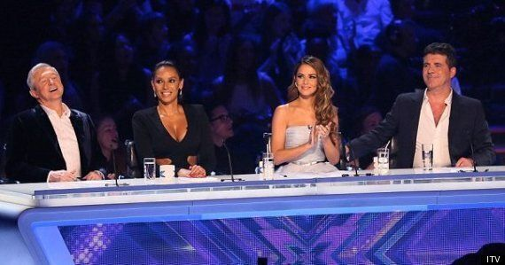 TV Trends: Cheryl Fernandez-Versini Trumps Other 'X Factor' Judges On Social Media, For Good And For