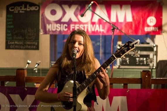 Oxjam Music Festival Boosted by Rise in Social