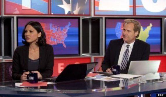 Why Olivia Munn Is Happy Aaron Sorkin's 'The Newsroom' Is
