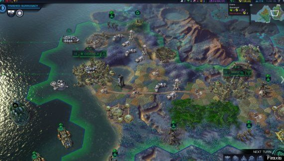 'Civilization: Beyond Earth' Review: