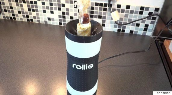 Rollie #Eggmaster Review: The Gadget That Ruined Eggs For