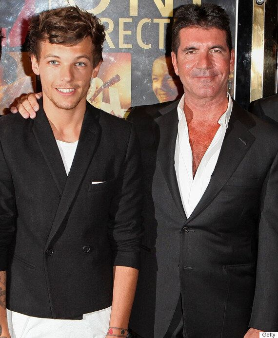 Louis Tomlinson 'Receives Baby Advice From Simon Cowell', After Reports One Direction Star Is To Become...