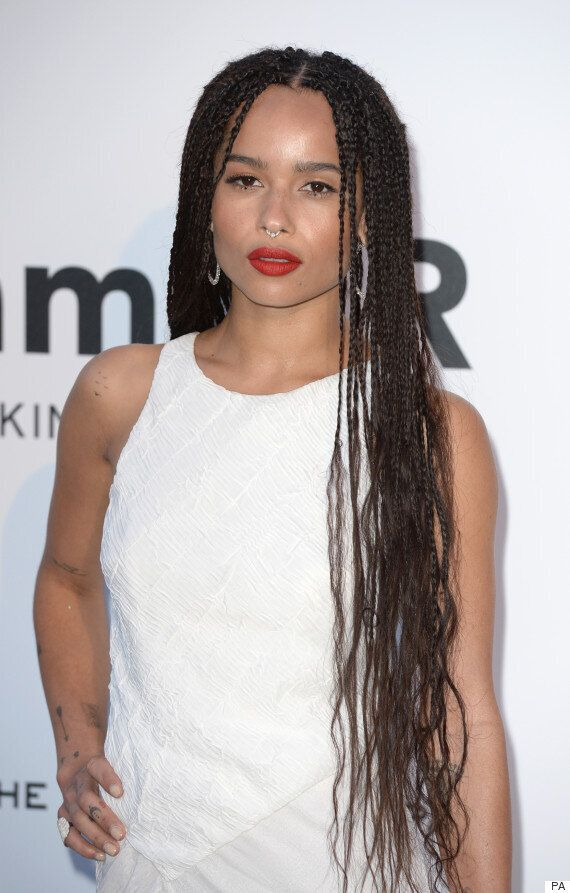 Zoe Kravitz Claims She Was Excluded From 'Dark Knight Rises' Auditions 'Because They Weren't Going