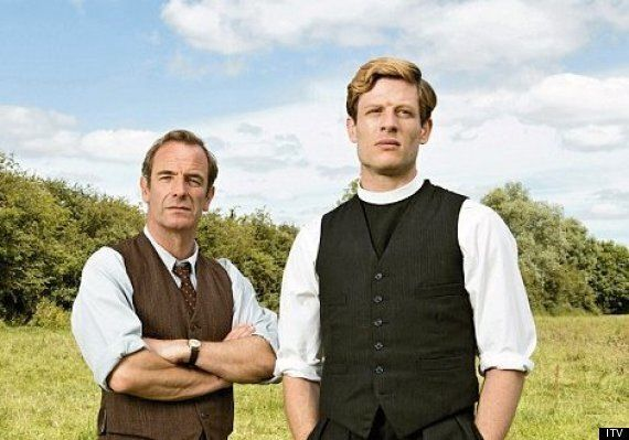 'Grantchester' Star Robson Green Admits He Was 'Paid Unbelievable Amounts, But Lazy After Soldier Soldier'