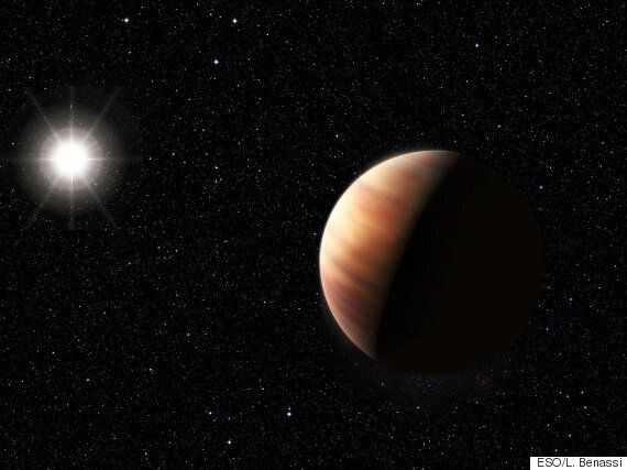 Astronomers Discover Solar System That Shows Remarkable Similarities To Our
