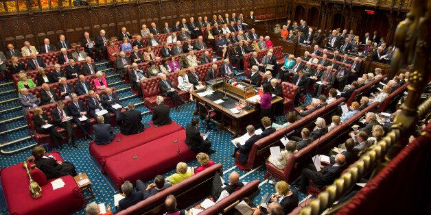 For the First Time the House of Lords Now Has the Power to Expel Members