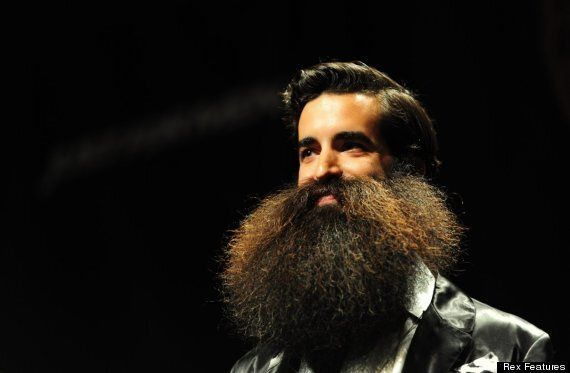 The World Beard And Moustache Championships - In