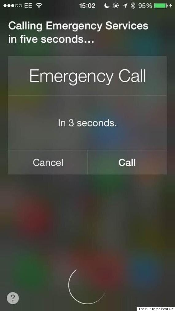 Asking Siri To Charge Your iPhone Automatically Calls Emergency