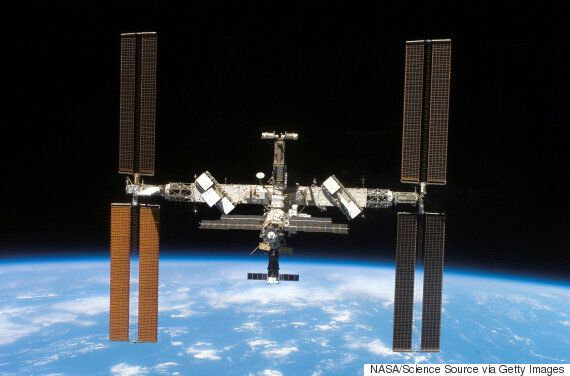 The ISS Space Junk Crisis Is A Stark Reminder Of The Lethal Minefield That Orbits