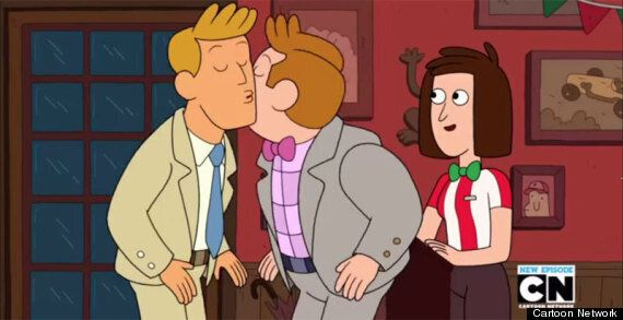 Cartoon Network Feature First Ever Gay Characters In 'Clarence', But Kiss Is Censored