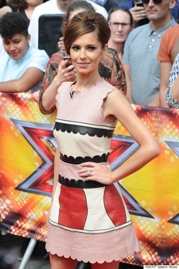 'X Factor' 2015: Auditions Arrive In London With Cheryl Fernandez-Versini, Rita Ora And Nick Grimshaw...