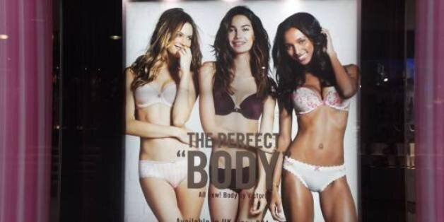 Victoria's Secret's 'Perfect Body' Campaign Shows How Society Encourages Female