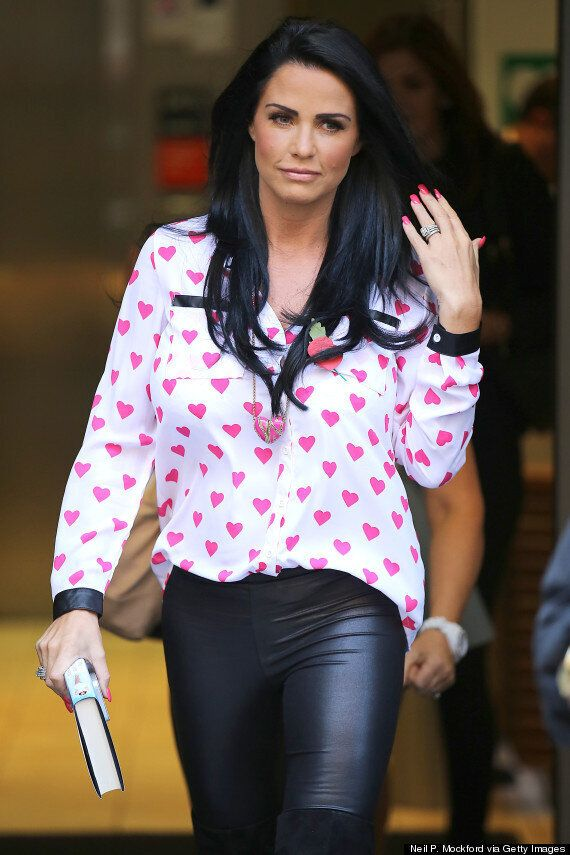 Katie Price: 'Oscar Pistorius Sent Me Twitter Messages During His Trial To Thank Me For My