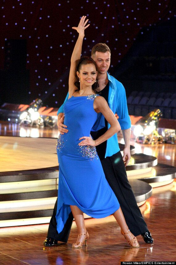 'Strictly Come Dancing' Couple Kara Tointon And Artem Chigvintsev Confirm