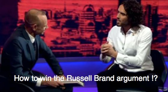 Do You Care More About Russell Brand Than the
