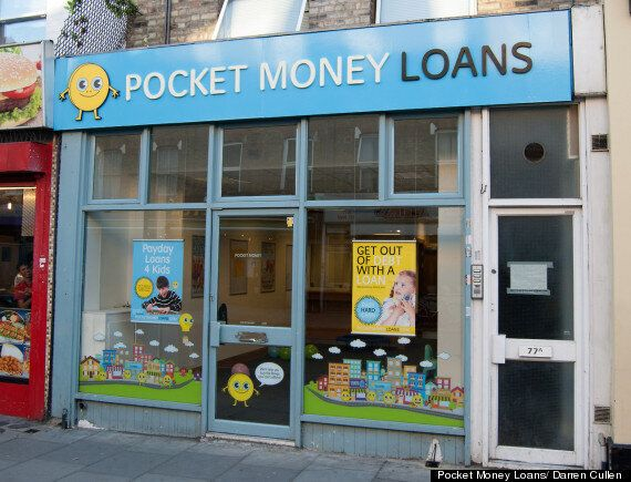 Darren Cullen's Pocket Money Loans For Kids Lampoons Vile Culture Of Payday