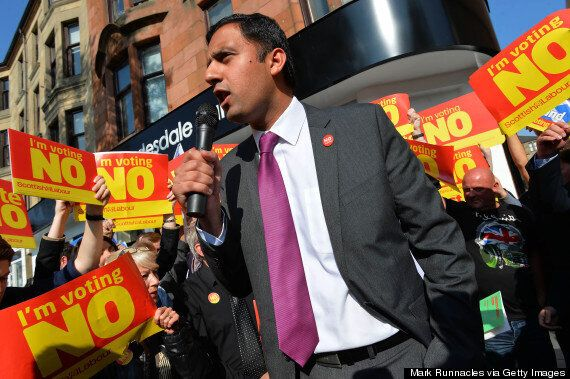 Anas Sarwar, Sottish Labour Deputy Leader, Says Iraq War Boosted