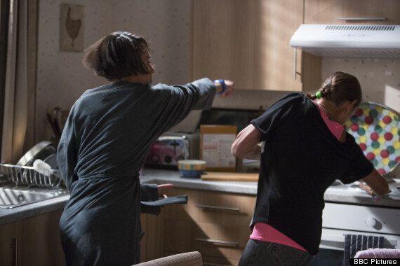 'EastEnders' LGBT Domestic Abuse Storyline Praised By Charity Broken Rainbow