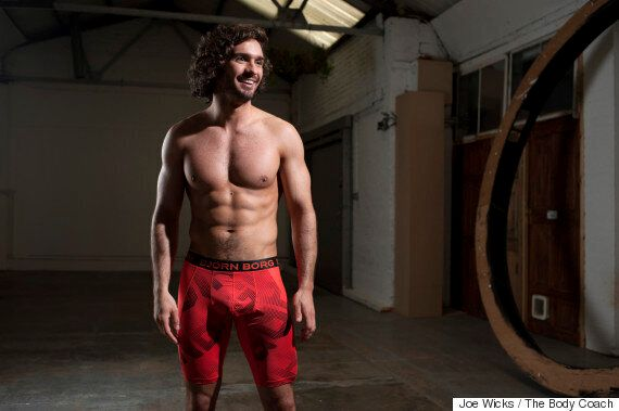 Joe Wicks On His 90 Day SSS Diet Plan And How It Transforms Clients'