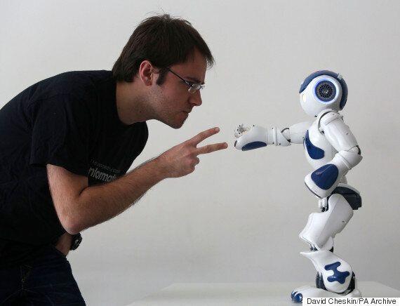 Robot Passes Self-Awareness Test, World Stops Making