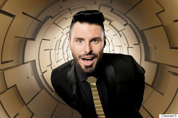 'Big Brother' House Revealed As Rylan Clark Teases New Series' 'Time Bomb' Theme