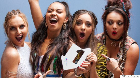 Little Mix 'Black Magic' Hits Number 1 In UK Singles Chart, As Years & Years' 'Communion' Reaches Album...