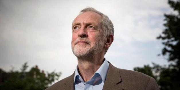 LONDON, ENGLAND - JULY 16: Jeremy Corbyn poses for a portrait on July 16, 2015 in London, England. Jeremy...