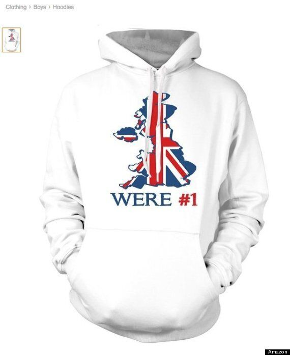 This 'Proud To Be British' Hoodie On Amazon Has A Small Apostrophe