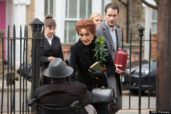 'EastEnders' Spoiler: Dot Leads Tribute To Nick Cotton... Unaware He's Still Alive