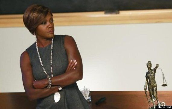 'How To Get Away With Murder' Star Viola Davis Explains Why Annalise Keating's Wig Has To Come