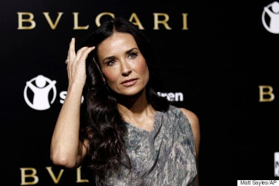 Man Found Dead In Demi Moore's Swimming Pool At Her Los Angeles