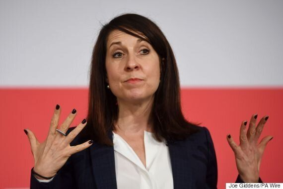 Liz Kendall Slams The Mail On Sunday After It Compares Her Weight To The Duchess Of