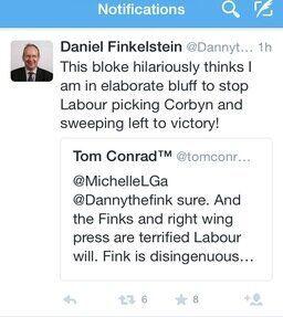 Jeremy Corbyn, Danny