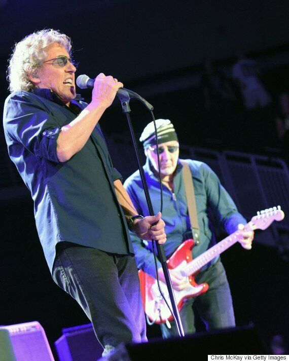The Who Confirmed As The Third Headliner At Glastonbury