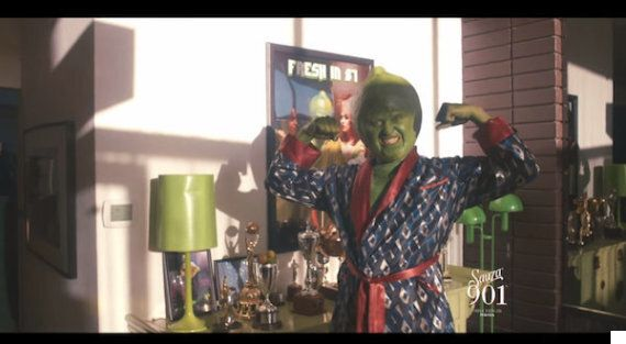 Justin Timberlake Dresses Up As A Lime In Sauza 901 Tequila Ad And It's All A Bit Disconcerting