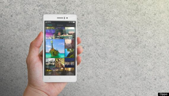 The World's Thinnest Smartphone Is Too Thin For
