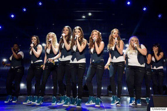EXCLUSIVE: Behind The Scenes Of 'Pitch Perfect 2' With Rebel Wilson, Anna Kendrick And Co