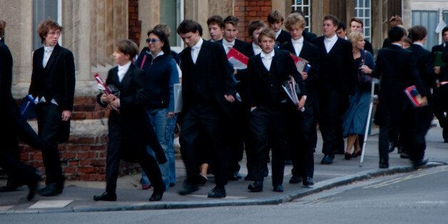 Privately-Educated Graduates Earn More Than State Schooled, Even If They're In The Same