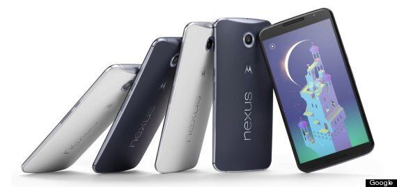 Google's Nexus 6 Sells Out In Literally