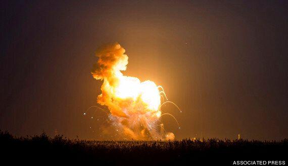 Orbital Sciences' Antares Rocket Explosion: Who Is To