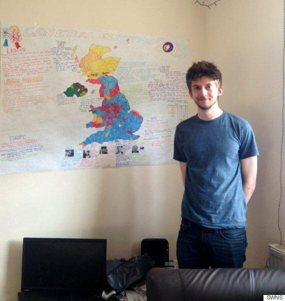 Teen Politics Whizz Hopes To Outsmart Experts With His General Election