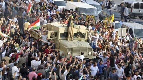 Arming the Kurds and the Law of Unintended
