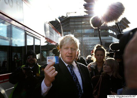 Boris Johnson's 'Eco-Friendly' Routemasters Are Actually Running On Diesel Because Of Battery