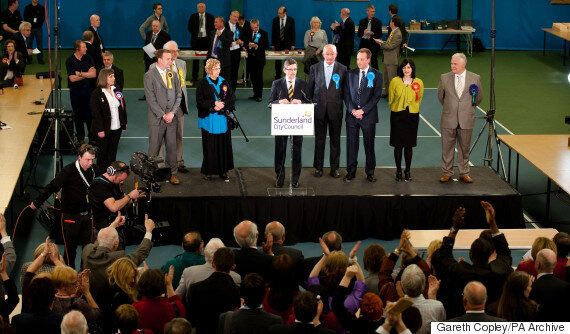 Election Night 2015 Declaration Times In Alphabetical