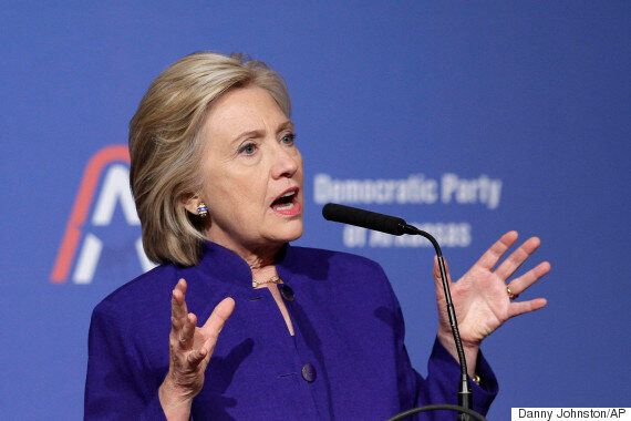 Hillary Clinton Makes Speech On Women's Issues Which Could Teach Mail On Sunday A Thing Or