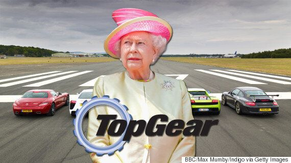 Queen Announced As New Top Gear Host In Shock Move By
