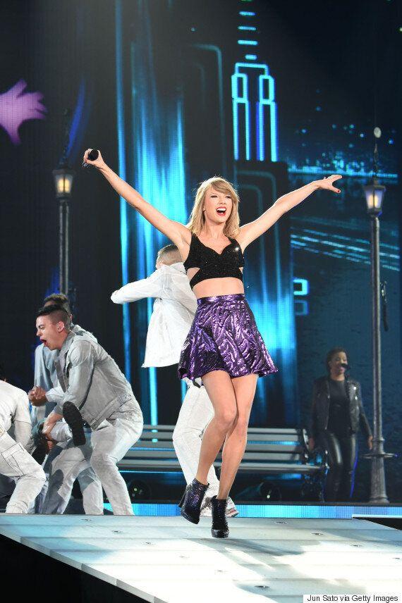 Taylor Swift Kicks Off Her '1989' World Tour In Tokyo